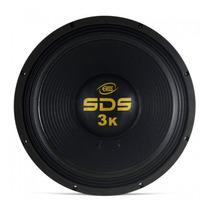 Subwoofer 15 Eros E-15 Sds 3.0k - 1500 Watts Rms - 4 Ohms