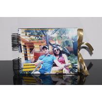 Álbum Fotos Scrapbook Namorados Bodas Etc Para 100 Fotos