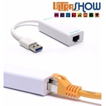 Cabo Adaptador Conector Usb Rede Ethernet Rj45