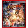 Street Fighter Vs Tekken Ps3 Psn Promocao