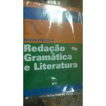Manual Pratico De Redação, Gramática & Literatura - 2013