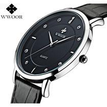 Relógio Masculino - Luxo, Elegante E Atraente