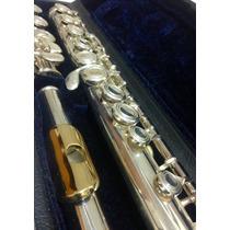Flauta Transversal Lousville - Afl 872 S - Pe´em Si´- Veja!