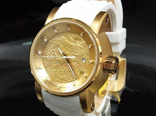 7abfb4949cf Relógio Invicta Masculino Yakuza 19546 - Original   Branco R 900 ...