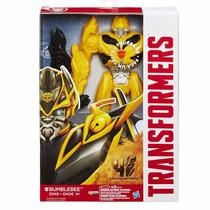 Boneco Transformers Bumblebee 30 Cm Eletronico Efeito Sonoro
