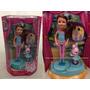 Boneca Chelsea E Bichinho Barbie Sapatilhas Mágicas Mattel