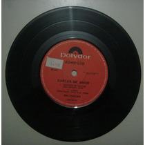 Disco Compacto Simples - Balthazar - Cartas De Amor -1976