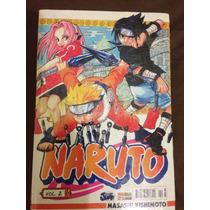 Manga Naruto Impecável Perfeito Estado