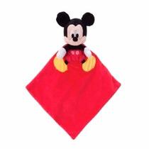Paninho Naninha Disney Mickey Bebê - Neném Buba Toys