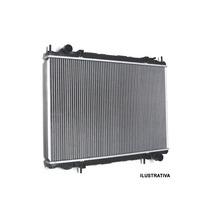 Radiador Aluminio Visconde Volkswagen Gol 2001 A 2014
