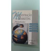 Livro Philip Kotler Administração De Marketing