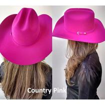 Busca Chapéu country feminino com os melhores preços do Brasil ... d79c410d210