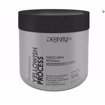 Mascara Desamareladora 4dmax - Definity Hair 500g