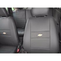 Capa De Courvin Couro Sintético P/ Chevrolet Corsa Sedan Max