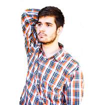 Camisa Casual - Manga Longa Terra Brasilis