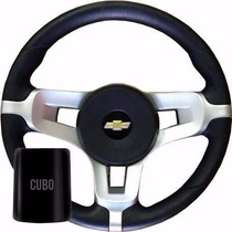 Volante Celta Corsa Classic/wind/pickup/omega/kadet + Cubo