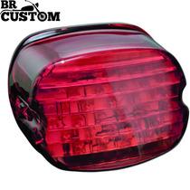 Lanterna Led Traseira Vermelha Kuryakyn Harley/hd/custom