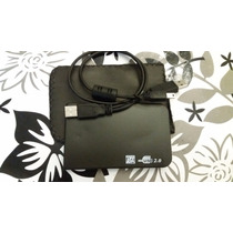 Case Gaveta Sata Hd Ext Notebook 2.5 Bolso Usb 2.0 +cabo Y