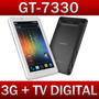 Tablet Genesis Gt-7330 3g Android 4.0 7 Gps + Tv + Nf