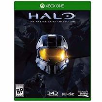 Halo Master Chief Collection Para Xbox One +brinde