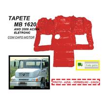 Tapete Verniz Caminhão Mb 1620 Ano 2006... Com Capo Motor