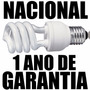 Lâmpada Eletronica Fluorescente Espiral 15w 3u 220v E27 12x