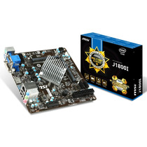 Kit Placa Msi +cel Dual 2,41 Ghz J1800i + Mem 4gb Frete Free