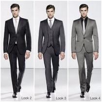 Ternos Design Italiano Slim Fit