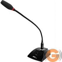 Microfone Gooseneck Skp Pro7k Mesa E Pulpito - Goias Musical