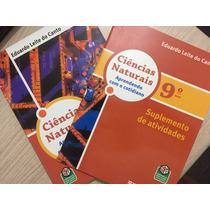 Ciências Naturais 9ºano,aprendendo Com O Cotidiano + Supleme