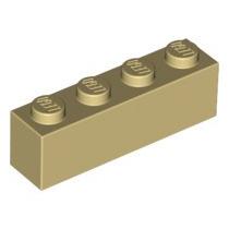 3010 Brick 1 X 4 Peça Lego Avulsa
