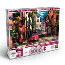 Puzzle 3000 Peças Rua Florida Grow