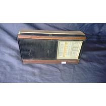 Radio Antigo Philps Companheiro, A Pilha