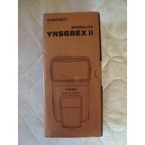 Flash Master Yongnuo Yn568ex Ii Para Canon + Difusor