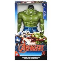 Boneco Articulado Hulk Avengers Hasbro 12 Frete Grátis