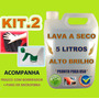 Kit Lava Carro A Seco + Micro Fibra + Spray * Alto Brilho *