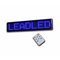 Painel Led, Letreiro Led Digital, Display Led Para Carro 12v