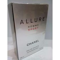 Perfume Allure Homme Sport Chanel Masculino Original
