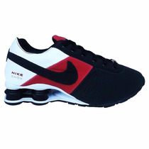 Tênis Masculino Nike Shox 4 Molas Deliver Importado