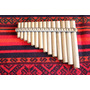Flauta Pan Iniciantes + Cd Audio Instrumental Flauta Pan