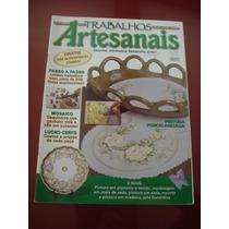 Revista Trabalhos Artesanais 200 Fotos Explicativas N°1