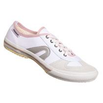 Tênis Rainha Vl 2500 Lady Branco/rosa