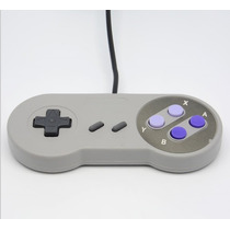 Controle Snes Nintendo Usb - Pronta Entrega