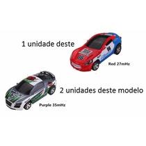 Mini Rc Lata Refrigerante - Carrinho Controle Remoto Mini