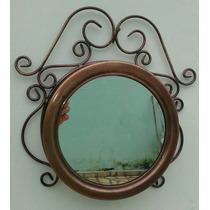 Espelho Colonial Antigo Artesanal