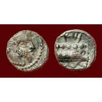 Arados, Fenícia. Obol De Prata.moeda Antiga Grega Grécia