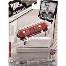 Tech Deck Skate De Dedo Ed Templeton + Mini Rampa Lacrado!