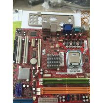 Kit 775positivo Pos-mig31ae Dualcore2140 Ddr21g Com Espelho