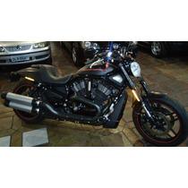 Harley-davidson Night Rod Special 1250cc 2013 Com 289 Km