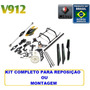 Kit Peças De Reposição/montagem Original V912 Kit Completo